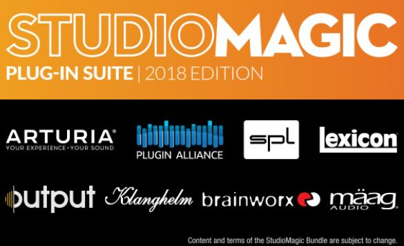 Image result for PreSonus Studio Magic 2018