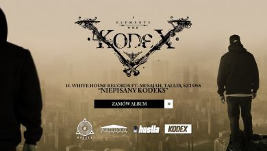 Photo of 15.White House Records ft. Mesajah, TaLLib, Sztoss – Niepisany Kodeks