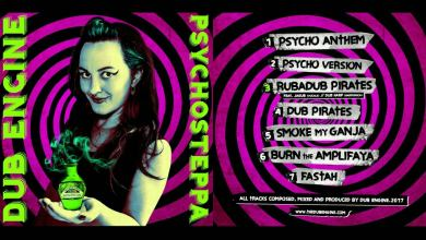 Photo of Dub Engine – Psychosteppa [FULL ALBUM – ODGP175]