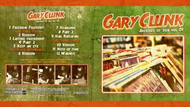 Photo of Gary Clunk – Archive Of Dub vol.1  [FULL ALBUM – FDR]
