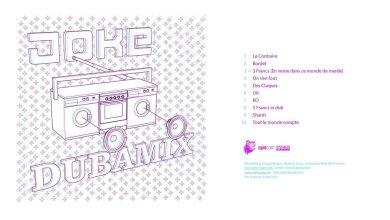 Photo of Dubamix & The Joke – Lavoblaster Remix [FULL ALBUM – ODGP210]