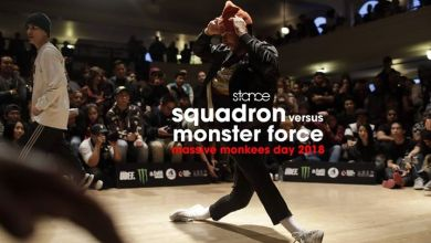 Photo of Squadron vs Monster Force [3v3 Finals] // .stance // Massive Monkees DAy 2018