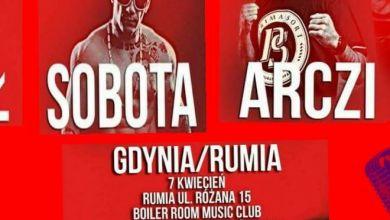 Photo of Koncert Nizioł, Sobota ,Arczi/Bonus Rpk