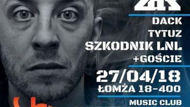 Photo of 5 dni do koncertu w Łomży  Zapraszam TIW…