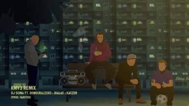 Photo of DJ Soina feat. donGURALesko, Białas, Kaczor – KMV3 (prod. Fabster) Remix