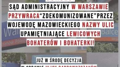 Photo of Pamiętacie aktywistów i aktywistki z Łap…