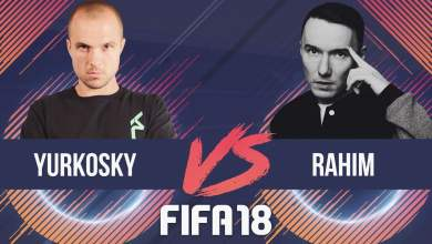 Photo of RAHIM VS YURKOSKY FIFA 18