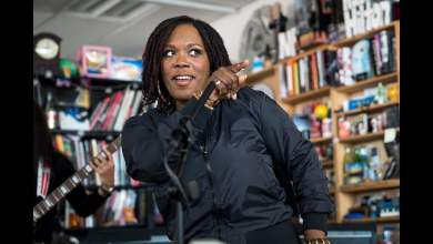 Photo of Ill Camille: NPR Music Tiny Desk Concert