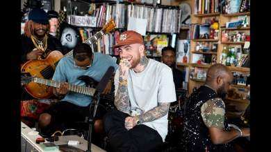 Photo of Mac Miller: NPR Music Tiny Desk Concert