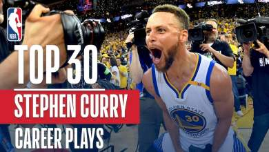 Photo of Stephen Curry's AMAZING Top 30 Plays!!!