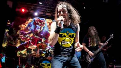 Photo of Blood Brothers – Hallowed Be Thy Name (Iron Maiden cover)