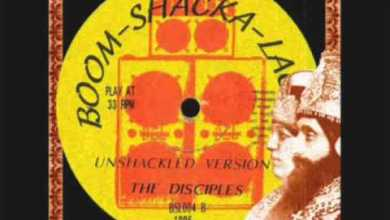 Photo of Chant Of Freedom+Unshackled Version-The Disciples (Boom Shacka Lacka)