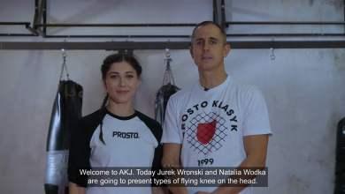 Photo of Akademia Kickboxingu Juras – odc. 21 Kolana na głowę z wyskoku