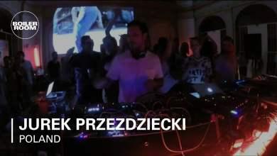 Photo of Jurek Przezdziecki Boiler Room Poland Live Set