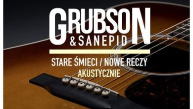 Photo of Stare śmieci / Nowe rzeczy (Acoustic Version) – Single – Grubson & Sanepid