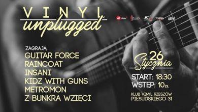 Photo of Vinyl Unplugged