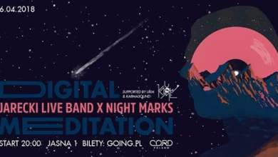 Photo of Digital Meditation: Jarecki Live Band x Night Marks x Karmasound