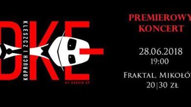 Photo of Koncert NDKE – Kleszcz i Kopruch | Fraktal, Mikołów