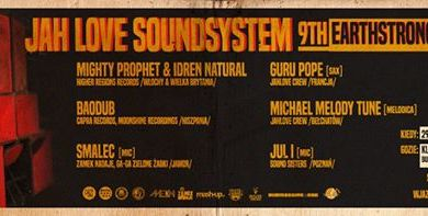 Photo of Jah Love Soundsystem 9th Earthstrong Bas…