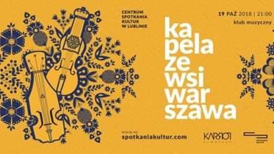 Photo of Kapela Ze Wsi Warszawa, Loopus Duo