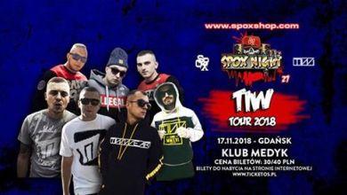 Photo of SPOX NIGHT 28 – TPS & TiW Team – Gdańsk