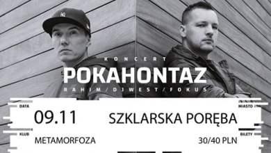 Photo of 09.11 – Pokahontaz zagra w Szklarskiej Porębie!
