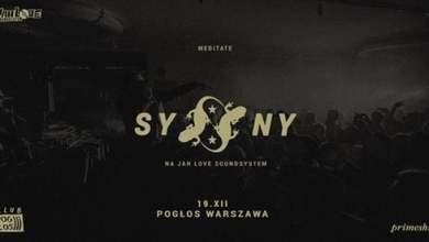 Photo of SYNY na Jah Love Soundsystem // 19.12 // Wyprzedany!
