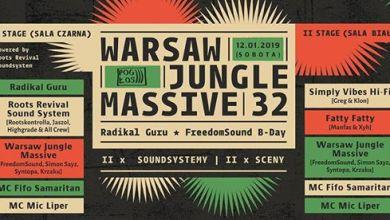 Photo of Warsaw Jungle Massive x Radikal Guru x II x Soundsystem II Sceny
