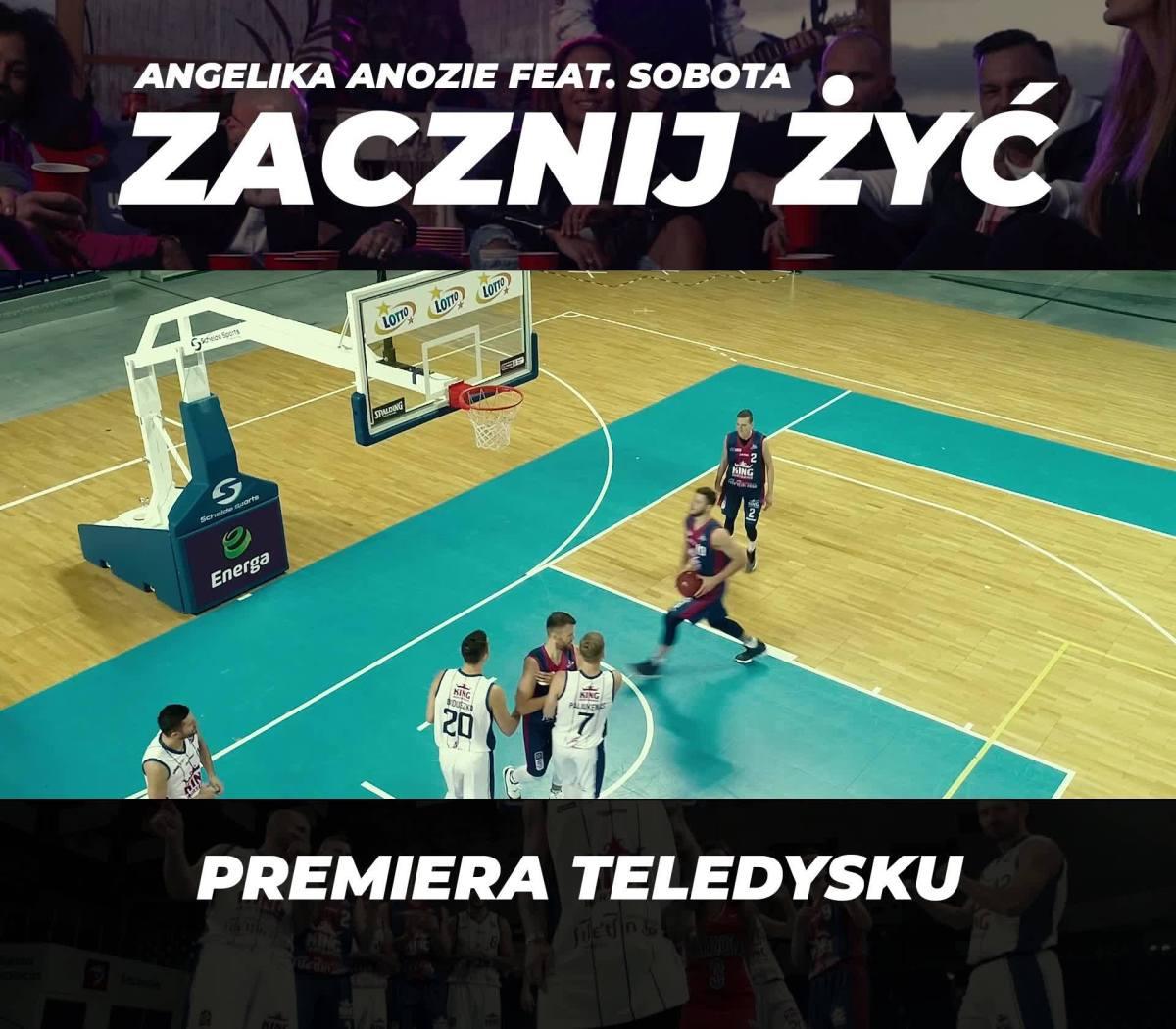 Obejrzyj Angelika Anozie ft. Sobota - Zacznij żyć (PREMIERA)