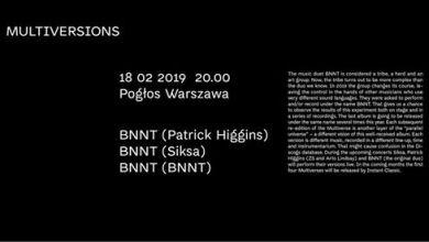Photo of BNNT [Patrick Higgins] BNNT [Siksa] BNNT [BNNT]