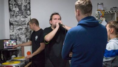 Photo of Tak wygląda nauka Beatbox'u z Domix w Sp…
