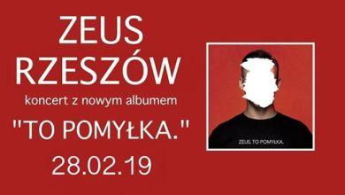 Photo of Zeus – Rzeszów – koncert z nową płytą!