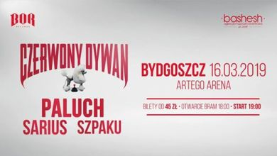 Photo of Paluch • Sarius • Szpaku Bydgoszcz