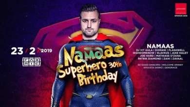Photo of Namaas 30th Superhero Birthday @Fabric 23-2-2019