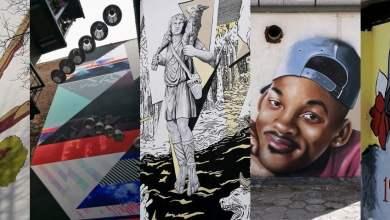 Photo of Mity i fantazmaty – street art w Krakowie w 2018 r. – Street art Kraków (jeszcze w budowie)