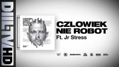 Photo of Hemp Gru – Człowiek nie robot ft. Junior Stress (prod. Szwed SWD) [DIIL.TV]