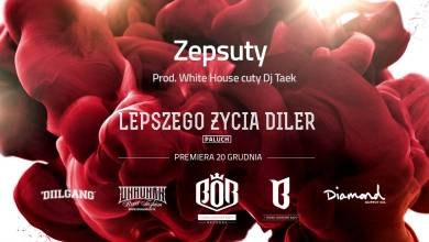 "Photo of 08. Paluch  ""Zepsuty"" prod. White House, cuty: Dj Taek"