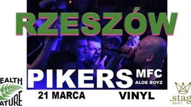 Photo of Pikers & MFC Rzeszów @Vinyl