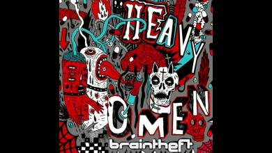 Photo of Braintheft – Heavy Omen [FULL EP – ODGP111]