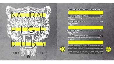 Photo of Natural High Dubs – Inna Wild Style 1 [Full EP]