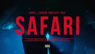 Photo of Lanek ft. Żabson, Smolasty, Kizo – Safari [official video]