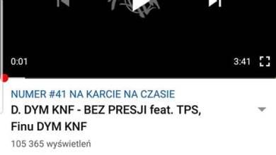 Photo of Karta czasu YT  Uliczny styl bez youtube…