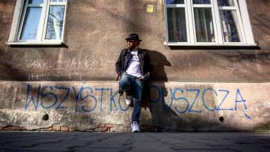 Photo of Mam sentyment do tej dzielni.  #łazarzpa…