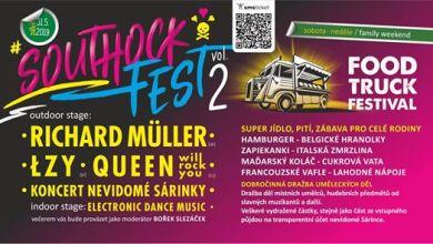 Photo of Sárinka Benefiční Southock Fest 2019