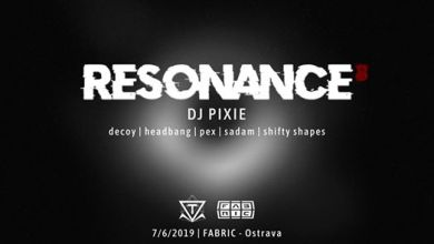 Photo of Resonance w/ DJ Pixie @Fabric 7-6-2019