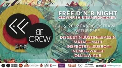 Photo of Clownfish & Bamfight Free DnB Night @Fabric 1-6-2019
