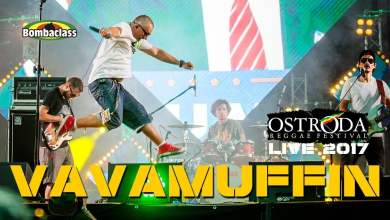 Photo of Vavamuffin live Ostróda Reggae Festival, Poland, 2017