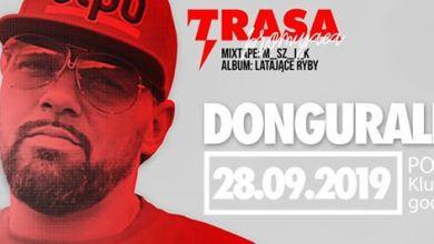 Photo of DonGURALesko w Poznaniu! Premiera mixtape'u + Latające Ryby