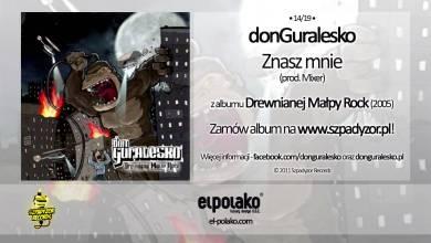 Photo of 14. donGuralesko – Znasz mnie (prod. Mixer)