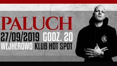 Photo of Paluch 27/09/19 klub Hot Spot